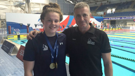 Holly Hibbott lands 400m Free gold at British Summer Champs