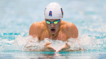 Taverner backs up British record with Junior gold