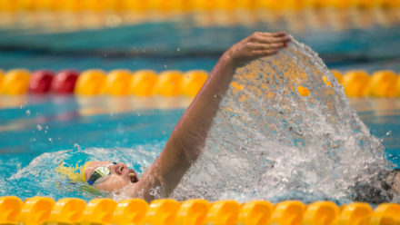 Tia Ward secures sixth and seventh Summer Champs golds