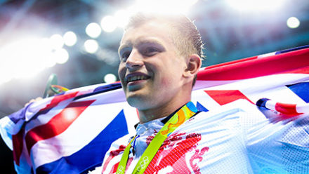 Adam Peaty wins Olympic gold in Rio