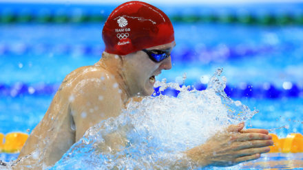 Willis misses out on 200m Breaststroke podium