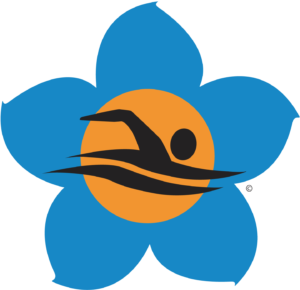 Dementia Friendly Swimming colour logo
