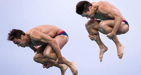 Daley and Goodfellow take 10m Synchro bronze