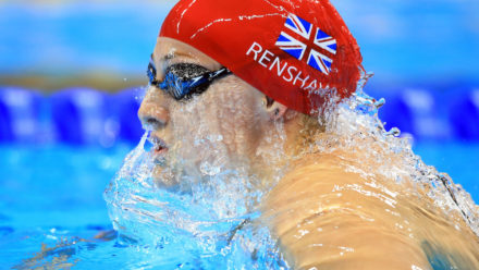 Renshaw and Tutton power into 200m Breaststroke semis