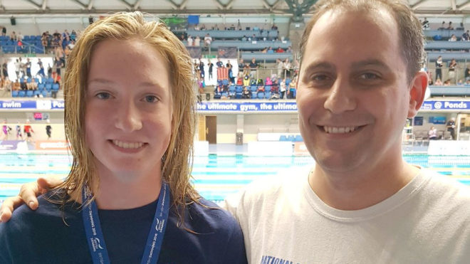 Belonogoff claims 100m Breast gold on final day in Sheffield