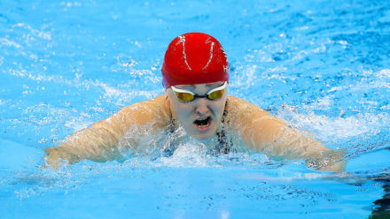 Charlotte Henshaw reaches breaststroke final at Rio 2016