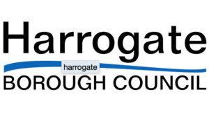 Harrogate Borough Council logo. Used for Hydro Swimming Pool