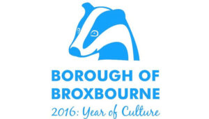 John Warner Sport Centre Borough of Broxbourne logo