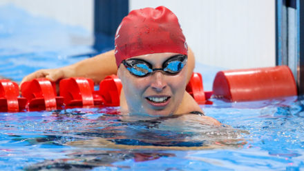 Millward breaks Paralympic record in day nine heats