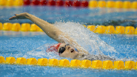 Russell claims world record for ParalympicsGB