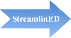 Streamlined logo png. Used for StreamlinED courses.