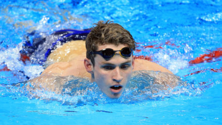 Ben Proud wins two silvers at World Cup in China