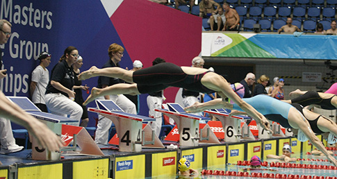 Casson slips under European record time at Ponds Forge