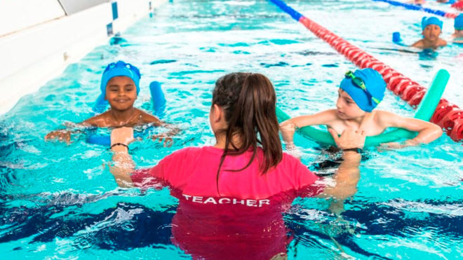 Swim England Level 2 Teaching Swimming Qualification