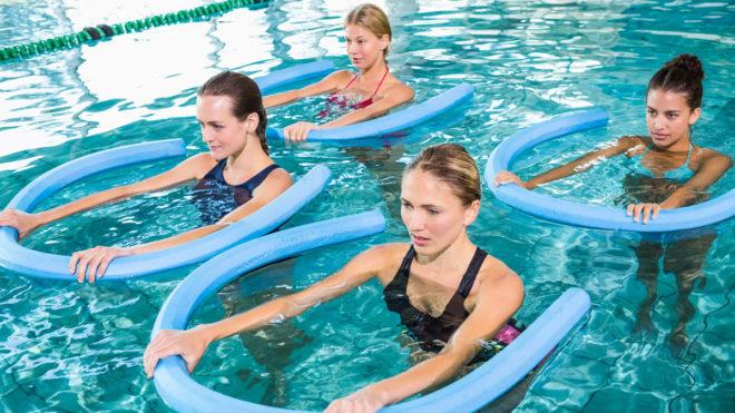 Level 2 Aqua Fitness Instructing