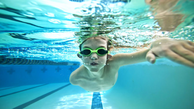 Swim England Level 1 Swimming Assistant (Teaching) Qualification