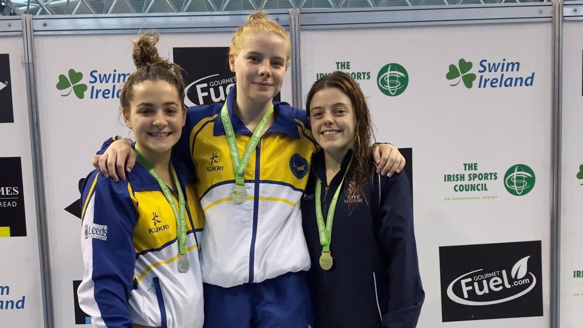 Katherine Torrance wins double gold at 2016 Irish Open