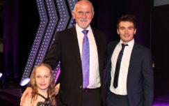 Volunteers recognised at ASA Aquatics Awards 2016