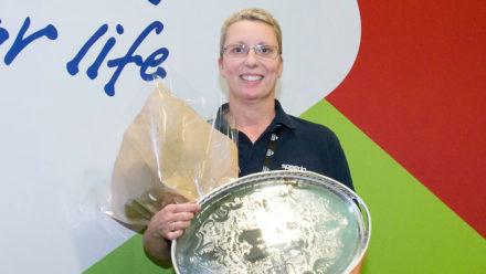 Allison Pratt wins Mary Black Award