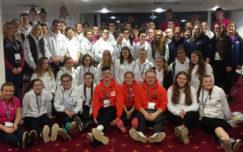 Officials, coaches and athletes represent ASA at National Talent Camp
