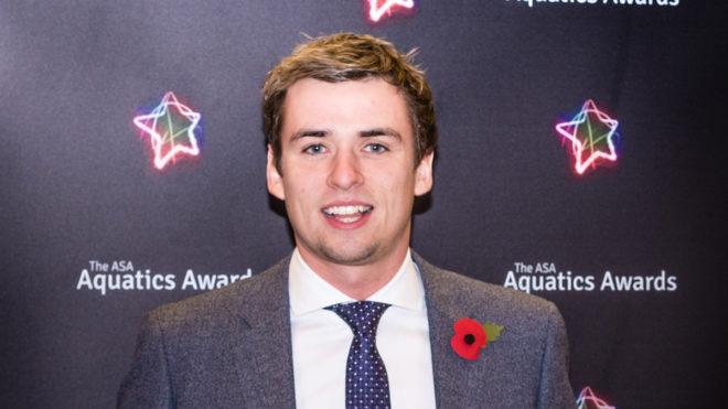 Open water stars Jack Burnell and Rose Foden win ASA Aquatics Awards