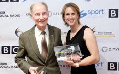 David Finney named BBC West Midlands Unsung Hero