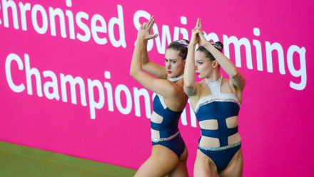 Synchronised Swimming Presentation