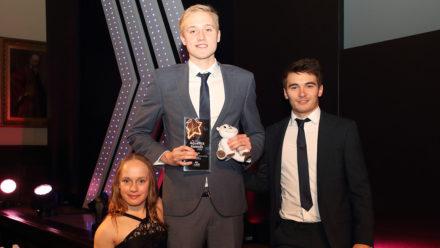Shuttleworth and Peaty recognised at ASA Aquatics Awards