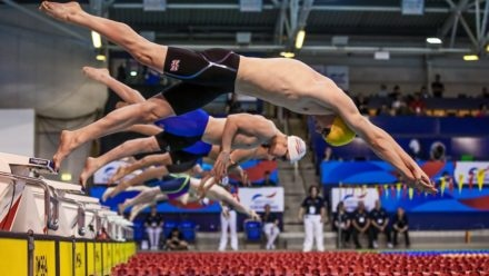 Access your British Swimming ticket discounts