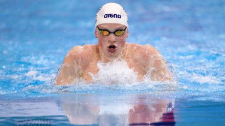 Peaty and Proud win golds in Luxembourg