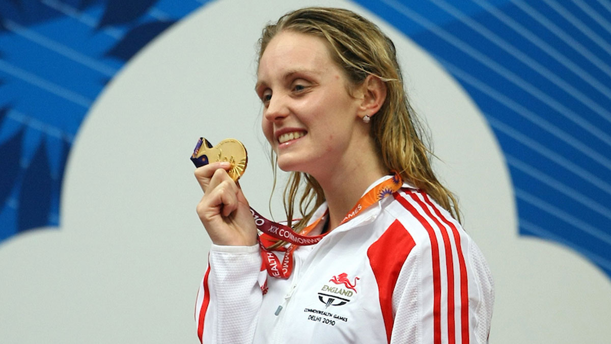 Fran Halsall Delhi 2010 Commonwealth Games