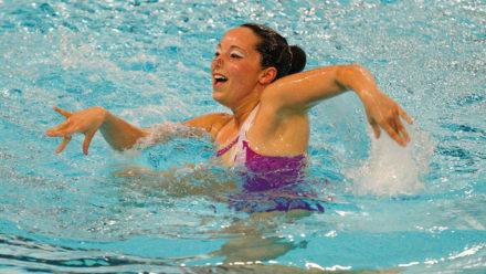 International entry into English Artistic Swimming Grade System