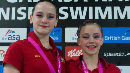 Thorpe and Shortman star in 13-14 Duet