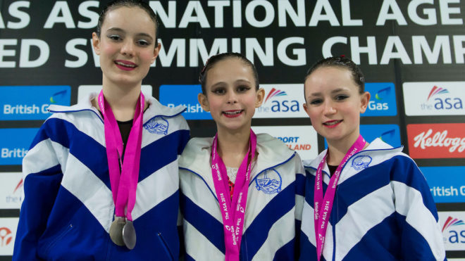 Mimi Gray completes Duet and Solo double