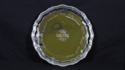 Mollie Gledhill Memorial Salver