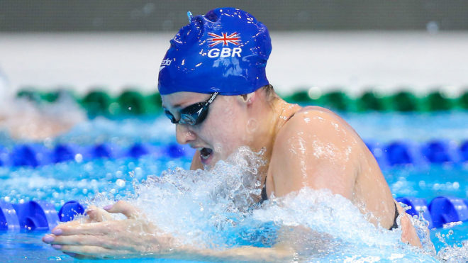 Renshaw and Vasey win Luxembourg Euro Meet golds