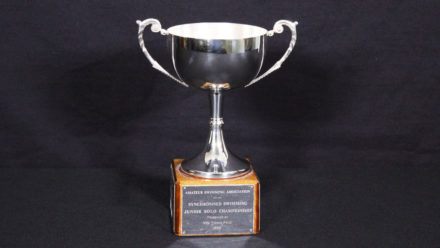 Mrs Y M Price Trophy