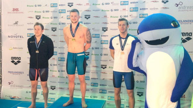 Peaty and Vasey land second golds on final day in Luxembourg