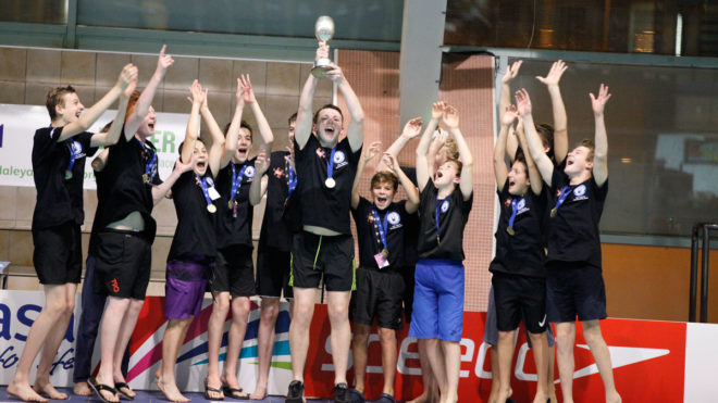 Bridgefield take U15 Boys Water Polo Championships 2015 title