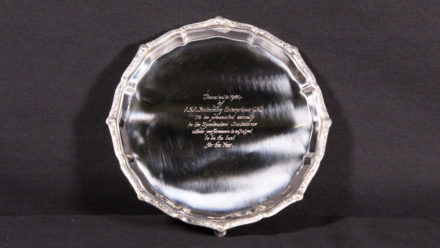 Swimming Enterprises Ltd Trophy