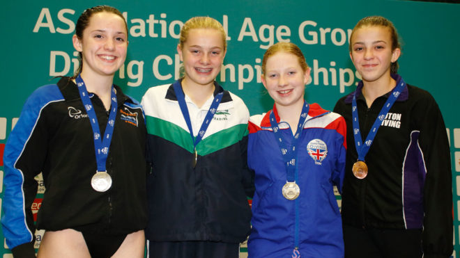 Triggs collects Group B 3m title on final day