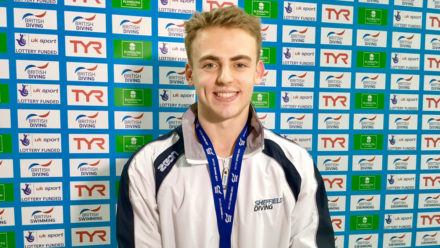 Jack Haslam captures national 3m Springboard title in Plymouth