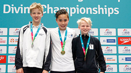 Max Lano wins gold for Southend in Session Six