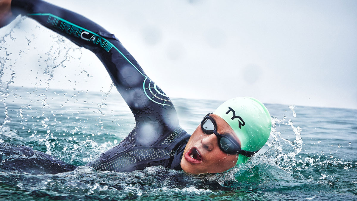 How to improve your open water swimming technique