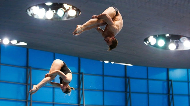 Double medal success at FINA Diving World Series in Kazan