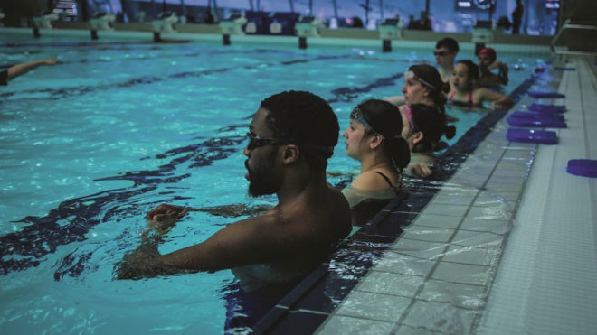Adult Swimming Framework – an introduction for swimming teachers