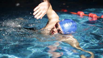 Swim England club member check