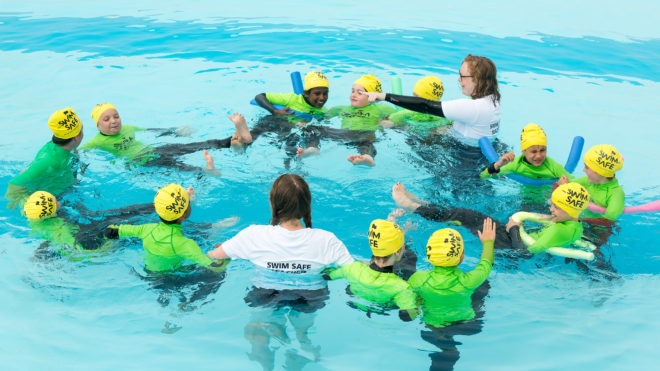 Swim England Water Safety Partners