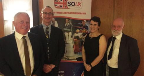 Volunteers celebrated at annual SOUK Awards