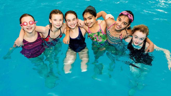 Swim England Annual Reports